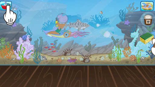 Funny Kids Fishing Games filehippodl screenshot 5