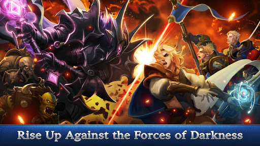 The War of Genesis: Battle of Antaria 1202 app download 12