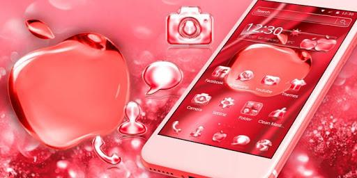 Crimson Crystal Apple for Phone X 1.1.4 screenshots 4