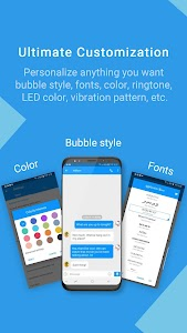 Handcent Next SMS (Best texting with MMS,stickers) 8.8