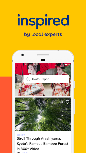 Culture Trip: Explore & Travel hack tool