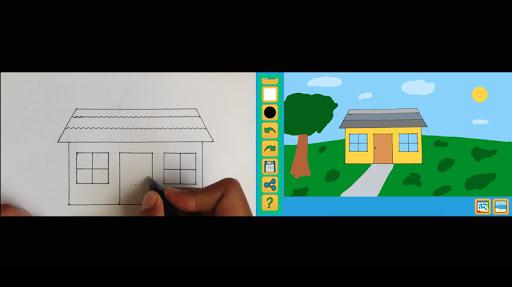 玩免費遊戲APP|下載Coloring Book - Buku Gambar app不用錢|硬是要APP