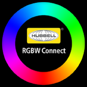 Hubbell RGBW BT Remote