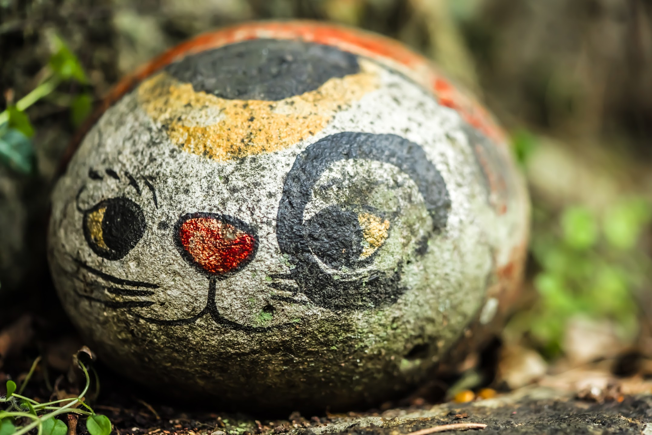 尾道 猫の細道 福石猫2