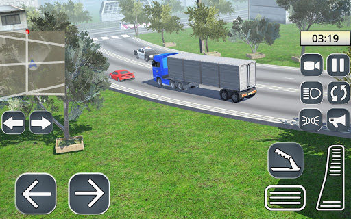 Cargo Truck Driver-Oil Tanker  screenshots 4