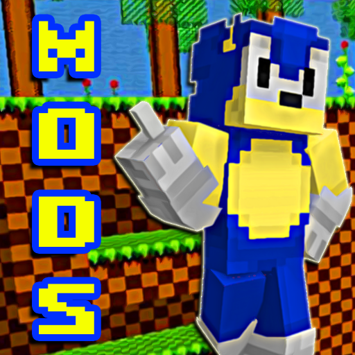 Baixar New SONIC Boom mod + skins mania for mcpe para Android