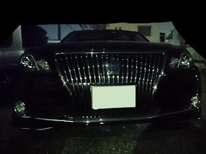 クラウンマジェスタ GWS214 Fバージョンの洗車のカスタム事例画像 まささんの2019年01月21日21:43の投稿