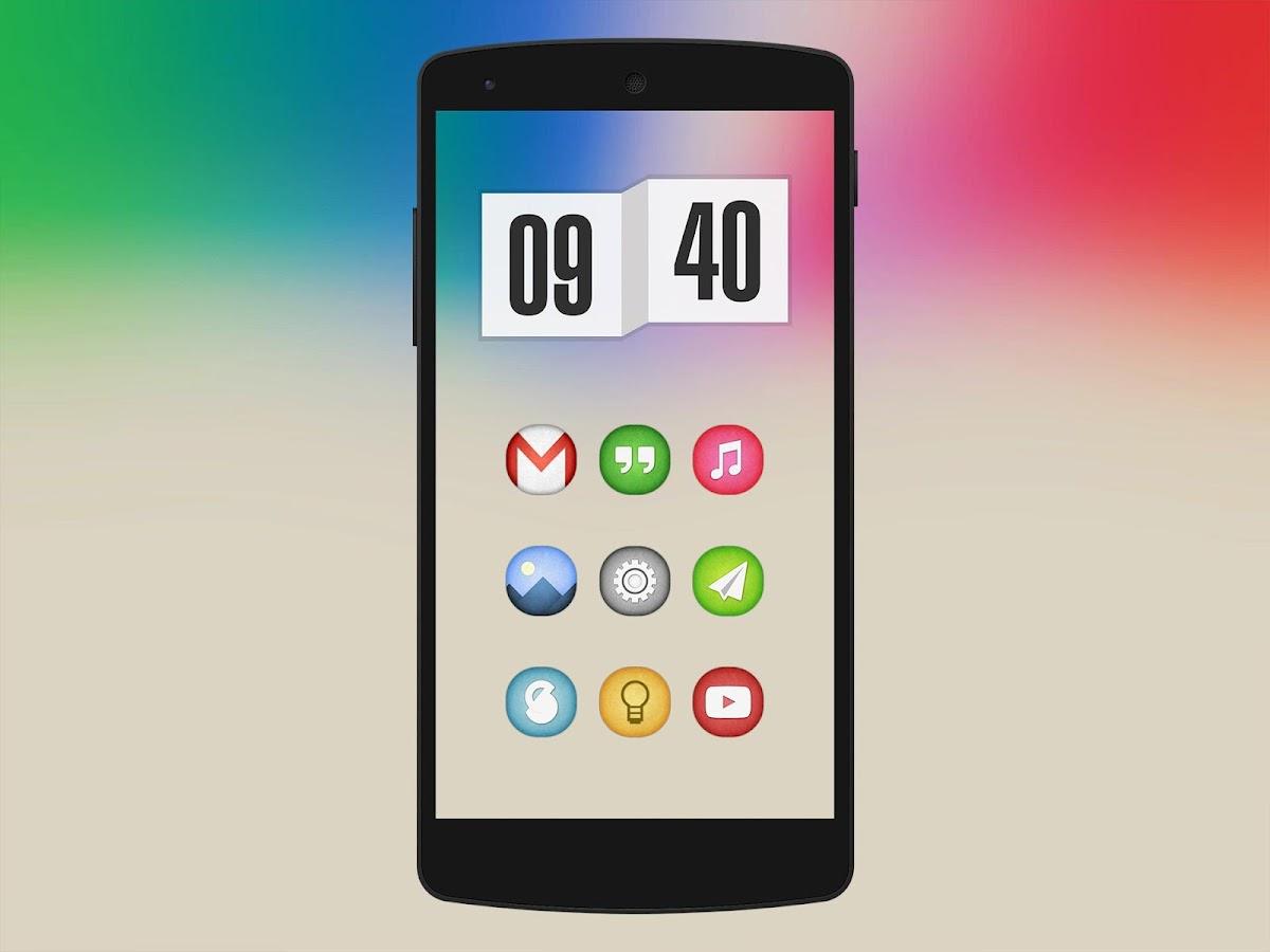 KooGoo - Icon Pack- screenshot