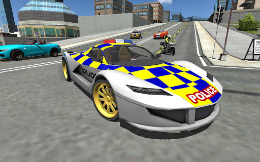 Police Cop Car Simulator : City Missions 0.3 screenshots 2