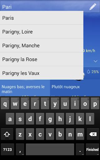 La Meteo France screenshot 3
