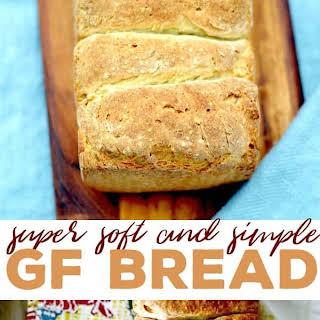 Gluten Free Japanese Milk Bread – the softest bread ever.