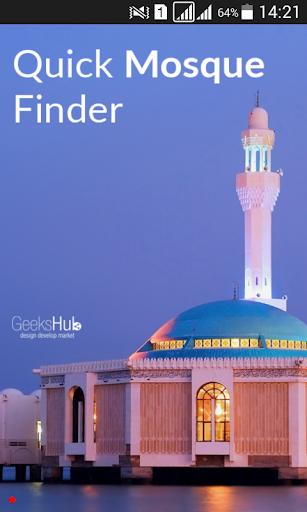 Quick Mosque Finder