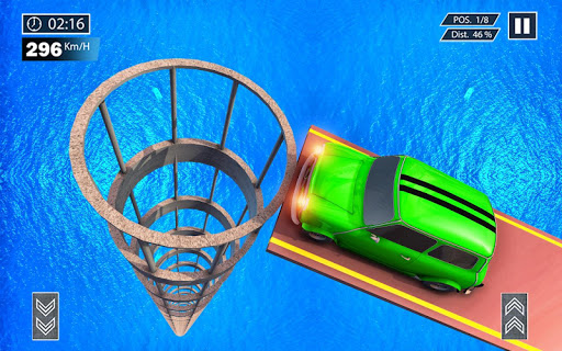 Mega Ramp Stunts Gt Racing filehippodl screenshot 1