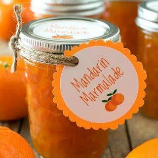 Mandarin Marmalade.