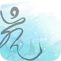 The calligraphy of Ilchi Theme icon
