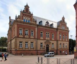 Photo: Gebäude in Speyer