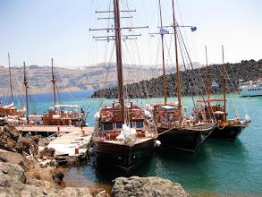 Photo: Port scene