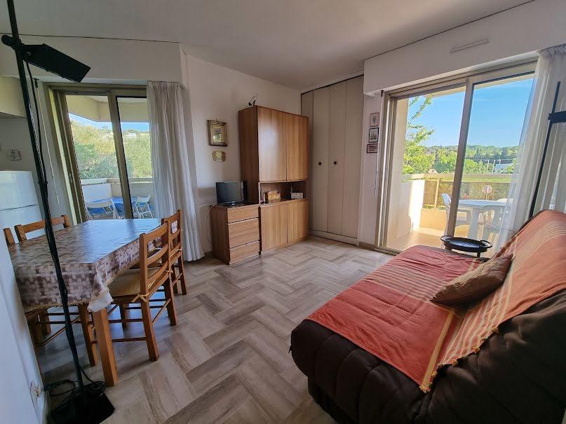 Vente appartement 2 pièces  à Le golfe juan (06220), 179 900 €