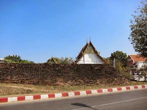 Photo: City wall northeast corner