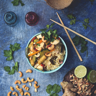 Cashew Chicken Lemongrass Recipes