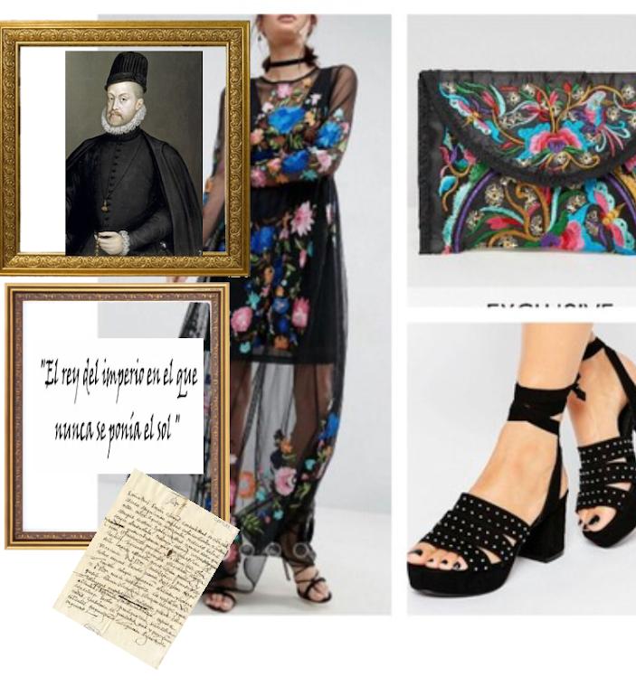 8-sorbos-de-inspiracion-vestido-negro-bordado-bolso-de-mano-bordado-sandalias-tachuelas-asos-outifit-para-eventos