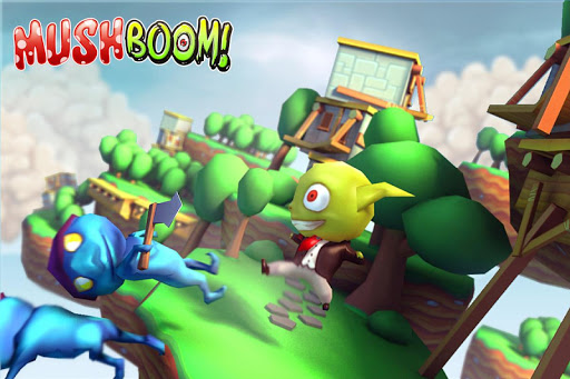 Mushboom screenshot 1