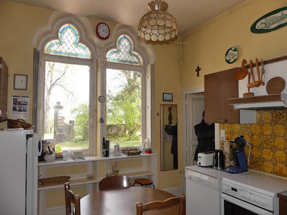 Vente manoir 14 pièces 360 m2
