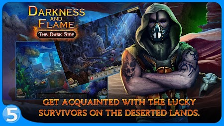 Darkness and Flame 3 (free to play) APK screenshot thumbnail 2