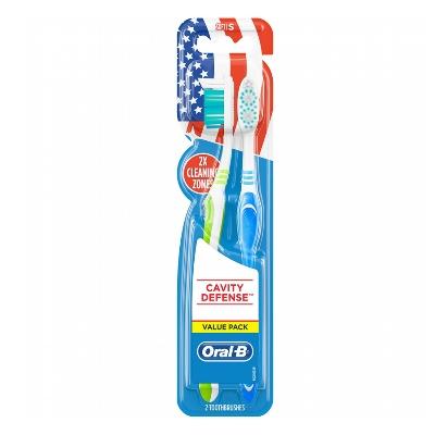 cepillo dental oral b cavity defense 2 und
