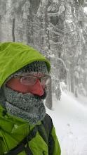 Photo: Drugie selfie dla porównania zmiany pogody