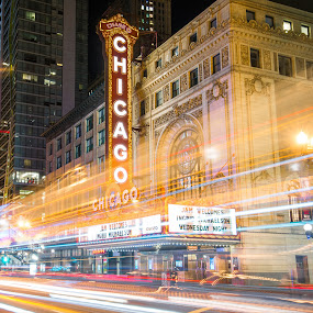 Long exposure by Jim Harmer - City,  Street & Park  Historic Districts