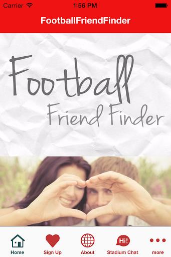 Football Friend Finder
