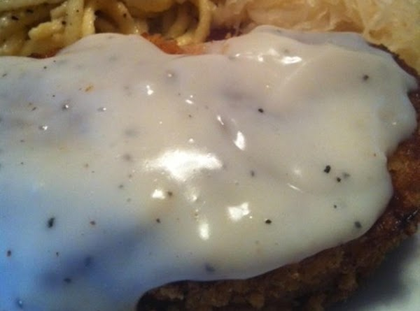 Serve them with some of my country white gravy and enjoy!  http://www.justapinch.com/recipe/deneece-gursky/good-old-fashioned-white-gravy/quick-easy-gravy