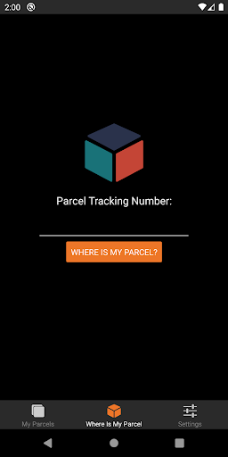 Where is My Parcel screenshot 6