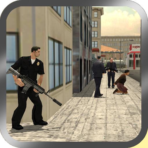 Killer Shooter Crime