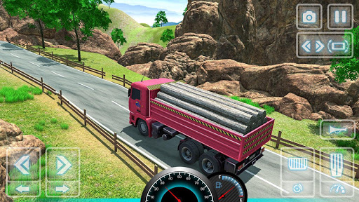 Indian Truck Driving : Truck Wala Game screenshots 8