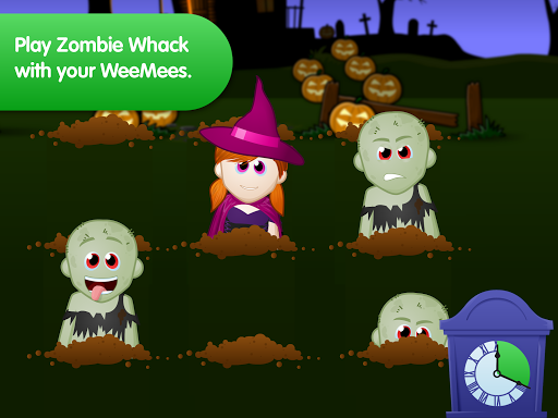 WeeMee Halloween Maker 1.0 screenshots 8