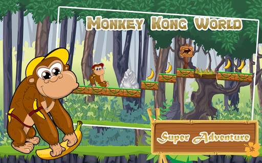 Monkey Kong Cool World