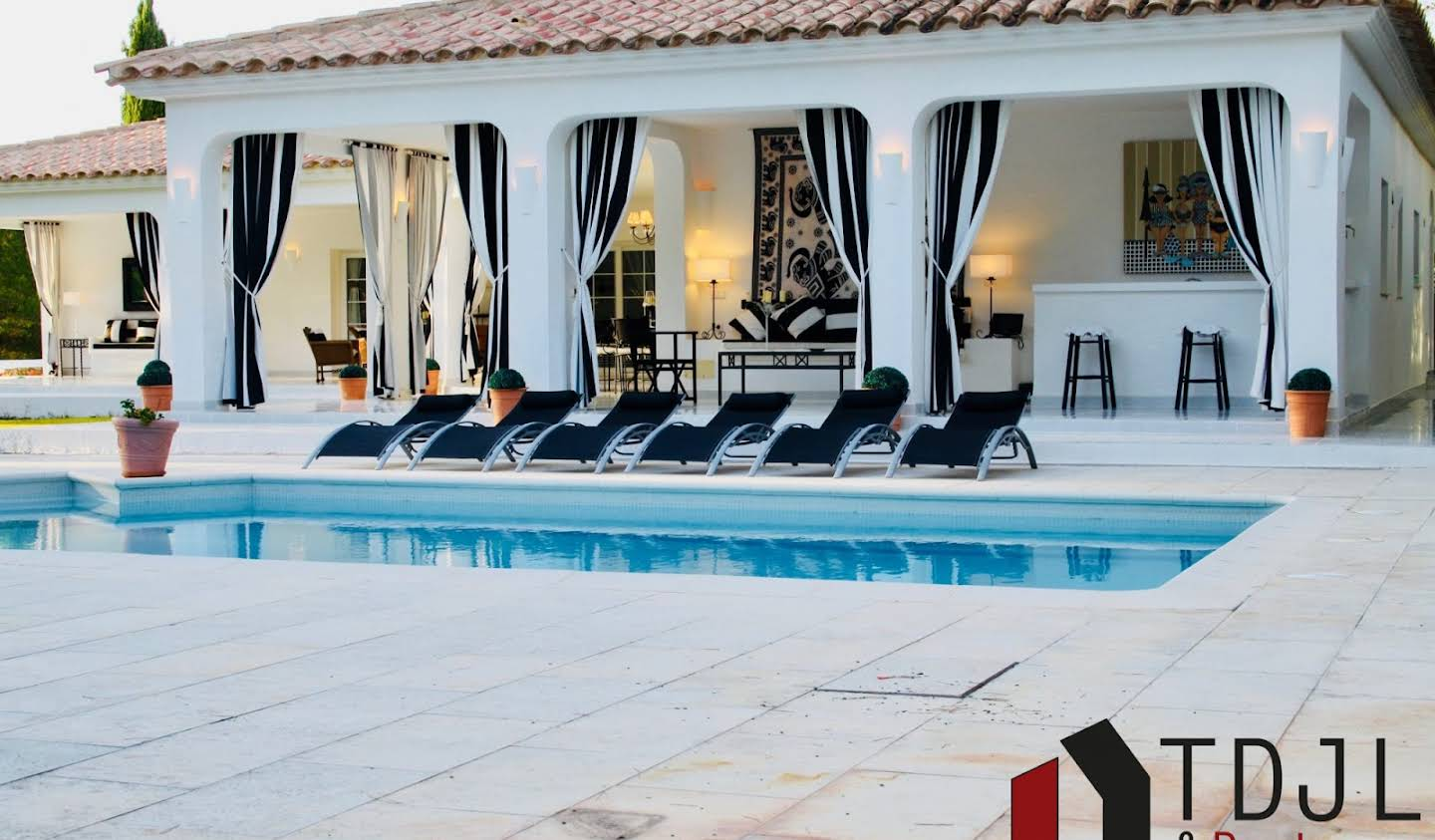 Villa with pool and terrace Es Mercadal