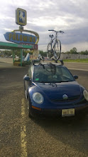 Photo: August 10, 2014-Camillo and bike are ready to roll!