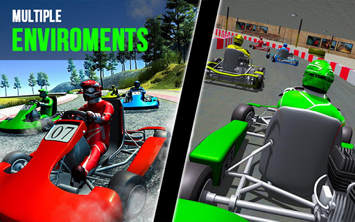 Ultimate Karting 3D: Real Karts Racing Champion  screenshots 10