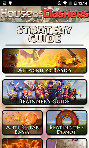 Guide for Clash of Clans CoC  screenshots 3