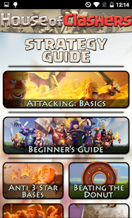 Guide for Clash of Clans CoC- screenshot thumbnail