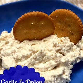 Garlic & Onion Chicken Dip.