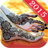 Taj Mehndi designs