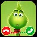 Grinch Calling video simulator icon