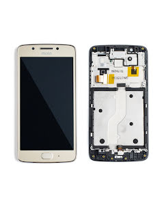Moto G5 Display Original Gold