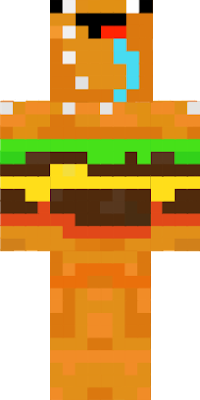 A very derpy burger!