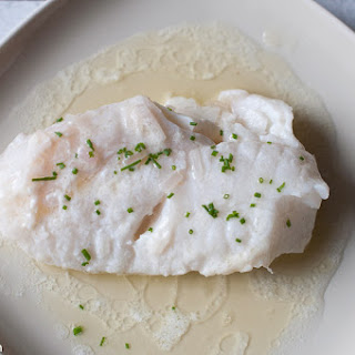 Butter Poached Monkfish Recipe