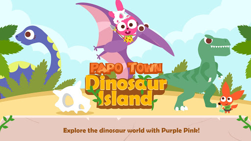 Papo World Dinosaur Island 1.1.1 screenshots 14